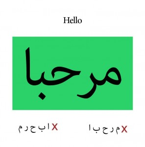 test arabic
