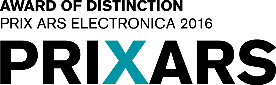 Prix Ars Electronica Award of Distinction 2016